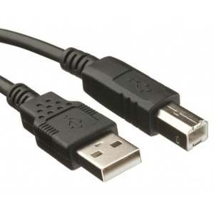 CABLE USB A-B 2 METROS PACK 10 UNIDADES