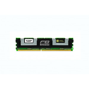 Memoria DIMM - 1GB - 667Mhz - DDR2 - PC5300E FBD - 240pts
