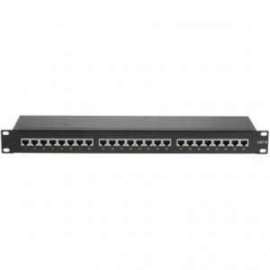 patch panel vacio para 24 puertos CAT6