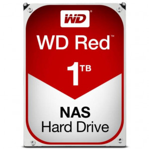 "Disco duro - 3,5"" 1TB - IntelliPower - SATA 6Gbps - 64MB - WD Red"