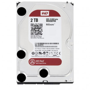 "Disco duro - 3,5"" 2TB - IntelliPower - SATA 6Gbps - 64MB - WD Red"