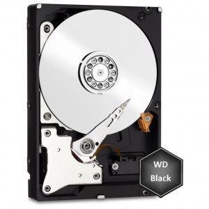 "Disco duro - 3,5"" 500GB - 7200rpm - SATA 6Gbps - 64MB - WD Black"