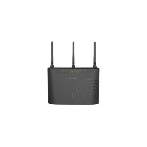 Modem-Router VDSL/ADSL Wireless AC750 Dual-Band con 4 port 10/100