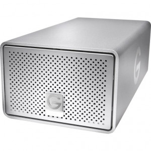 G-Technology G-RAID Removable 8TB USB3 Silver EMEA
