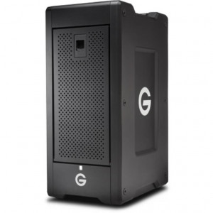 G-Speed Shuttle XL - 32TB (8x4TB) 7200rpm - 2x Thunderbolt 3 - Hasta 2000MBps