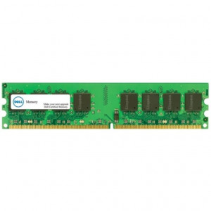 DELL 8GB (1X8GB) PC3-12800 DDR3-1600MHZ SDRAM - 2RX8 ECC REGISTERED CL11 240-PIN 1.35V RDIMM MEMORY MODULE FOR POWEREDGE SYSTEMS. Reconditionné