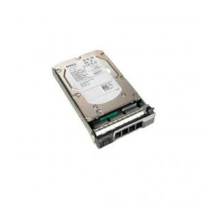 Dell Harddrive 300GB SAS 6Gbps 15Krpm - RESTAURADO