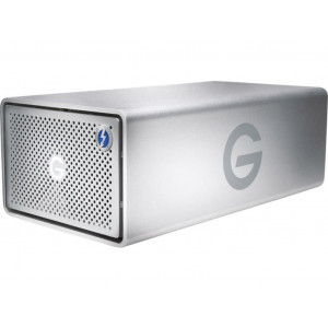 G-TECH G-RAID REMOVABLE 20TB - Thunderbolt2 & USB3 - RAID0/1&JBOD - ref 0G05013 - disco SATA 7200 rpm
