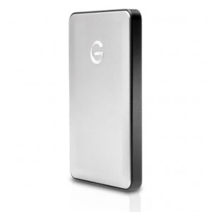 G-DRIVE mobile USB-C - 1TB USB- C - silver - hasta 136MBps
