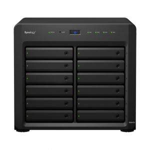 NAS Synology Torre DS2415+ 144TB (12 x 12 TB) Discos NAS IronWolf Pro