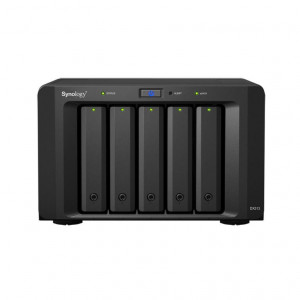 Synology NAS serie DX513 15TB REd (5x3TB WD RED)