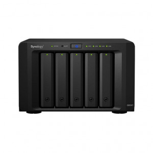 NAS Synology Torre DS1517+ (2GB) 10TB (5 x 2TB) Discos Ironwolf Pro