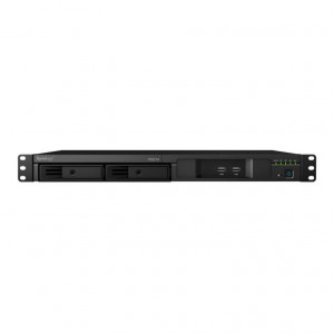 Synology NAS serie RS214 - RACK  para 2 HDD