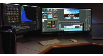 Adobe Premier, After Effects y Media encoder adminten el eGFX Breakway  de Sonnet