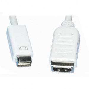 Adaptador Mini-DVI / HDMI