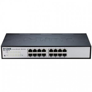 Dlink Switch 16 puertos 10/100/1000 gestionable