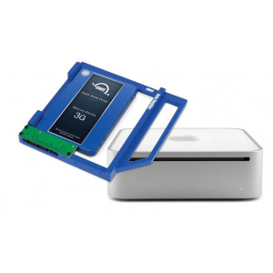 Optical Bay Hard Drive/SSD - DOUBLER2 - Compatible Mac mini 2009