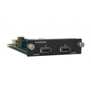 modulo dual puertos 10Gbits CX4  SWITCH XG0224