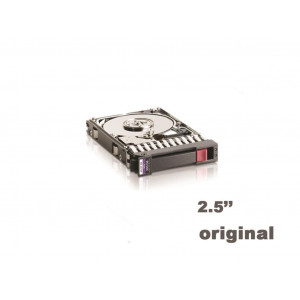 "HDD HP 2,5"" 1 TB - 7200rpm - SAS 600"