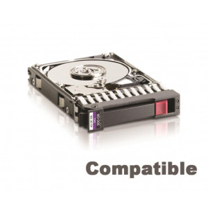"Disco duro - 3.5"" 4TB - SATA 7200 rpm intercambio en caliente -  equivalent ref HP :694374-B21"