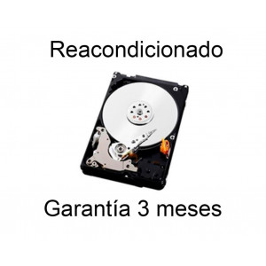 "Disco duro - 3,5"" 2TB - 7200rpm - SATA 6Gbps - 64MB Constellation ES2 - Reacondicionado"