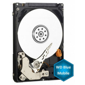 "Disco duro - 2,5"" 1TB - 5400rpm - SATA 6Gbps - 8MB - WD Mobile Blue"