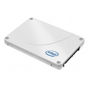"SSD 2,5"" 160GB - 475/175MBps - SATA 6Gbps - Intel serie S3500"