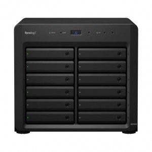 SYNOLOGY NAS SERIE DX1215 EXTENSION 12 HDD