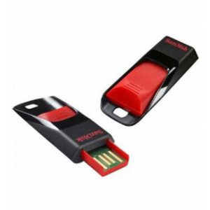 Sandisk Cruzer Edge- llave Memoria Flash 32GB interface USB 2.0