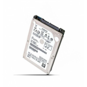"Disque dur - 2,5"" 500GB - 5400rpm - SATA 6Gbps - 8MB - HGST Travelstar Z5K500 - 7mm"