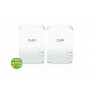 Kit PLC Homeplug AV2 1000 HD