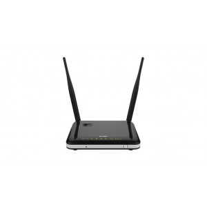 Router Wireless AC750 Dual Band - antenas externas - 802.11ac 5GHz 450Mbps max
