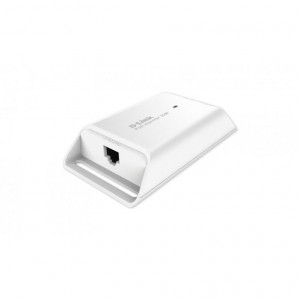 Inyector 1 Port Gigabit PoE 802.3/3u/3ab - 10/100/100BASE-T - 802.3at & 802.3af - hasta 30W