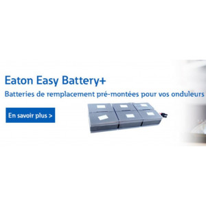 Eaton Battery + version electronica