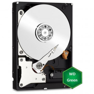 "Disco duro - 3,5"" - 500GB - IntelliPower - SATA 6Gbs - 64MB - WD Green"