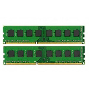 Memoria Synology kit 4 Gb (2 X 2 Gb) - DDR3 - 1600Mhz - PC3-12800 - DIMM ECC - unbuffered - 240 pins- 1,5V - CL11