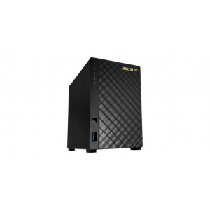 asustor 2 bahías 2Gb RAM 1,6Ghz Celeron Quad-core - torre - up to 2,4ghz -  gar 3 años