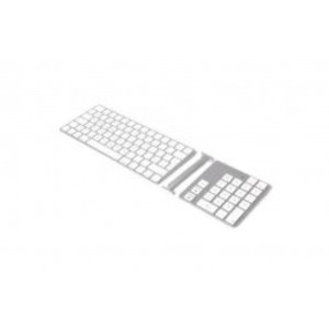LMP Bluetooth Keypad 2, 23 teclas, autónomo - conectable al Apple Magic Keyboard A1644