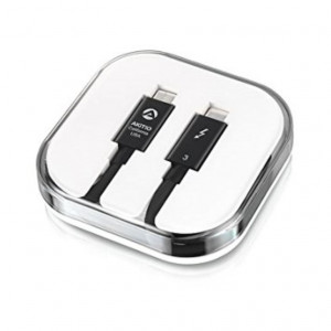 AKiTiO 40Gbps Thunderbolt™ 3 Cable