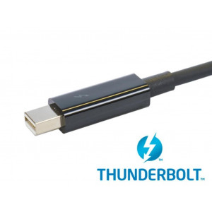 Sonnet Cable, Thunderbolt 2, 0.5M, Black