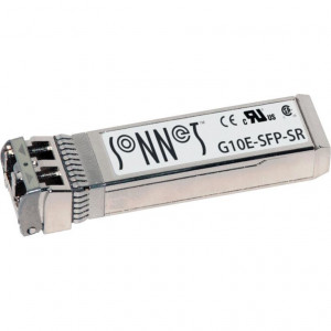 Sonnet Transceptor SFP+, 10GBase Short Range (up to 300m)