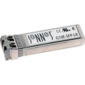Sonnet Transceptor SFP+, 10GBase, Long Range (up to 10km)