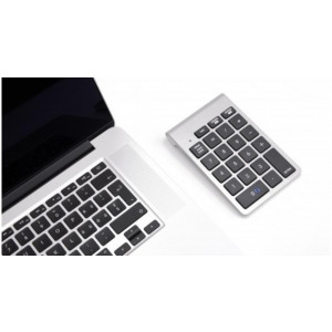 LMP Nexgen Alu Keypad, 21 teclas  mac OS X design - look apple