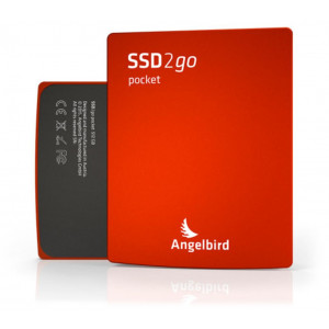 SSD2go pocket 128GB - Parallels 11 Red - EUR incluye licencia Parallels 11