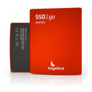 SSD2go pocket 512GB - Parallels 11 Red  - EUR incluye licencia Parallels 11