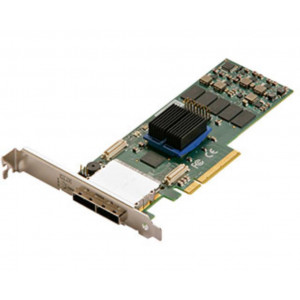 Express SAS RAID PCIe 2.0 6Gb SAS/SATA 8Port Ext Low Profile