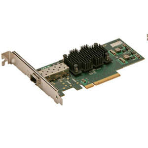 FastFrame Single Channel x8 PCIe Gen2.0 10GbE w/O SFP+ Interface (low-profile)