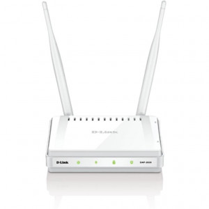 Punto de acceso Wireless N 300Mbps - Open Source Linux  - 802.11 b/g/n - 1 port 10/100 - WPS