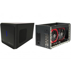 Sonnet eGFX Breakaway Box 550 (One FHFD x16 Graphics card slot)
