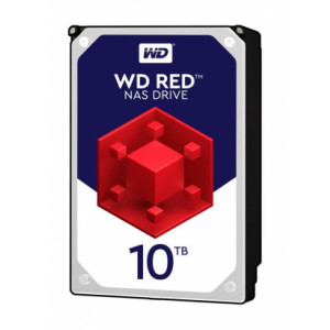 Disco duro - 3,5'' 10TB - IntelliPower - SATA 6Gbps - 128MB - WD Red